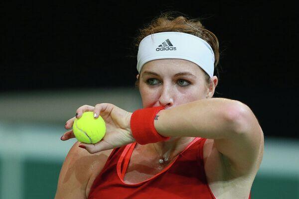 Анастасия Павлюченкова (Россия)