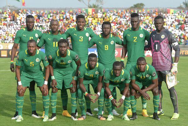 Сборная Сенегала по футболу