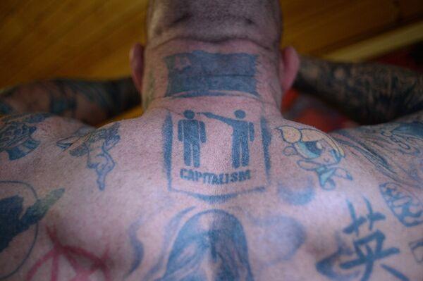 Татуировки бойца смешанных единоборств Джеффа Монсона