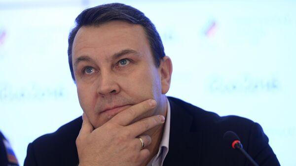 Президент Федерации тяжелой атлетики России (ФТАР) Сергей Сырцов
