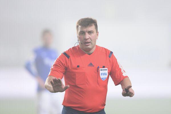 Главный судья Михаил Вилков
