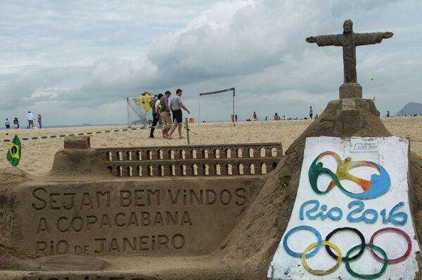 Символика летней Олимпиады 2016 года
