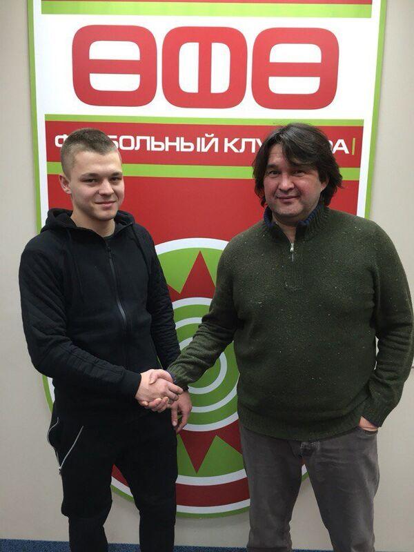 Владимир Зубарев (слева) и Шамиль Газизов