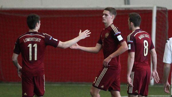 Игроки юношеской сборной России (игроки 1998 года рождения) по футболу