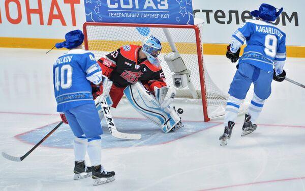 Хоккей. Матч Звезд КХЛ - 2016
