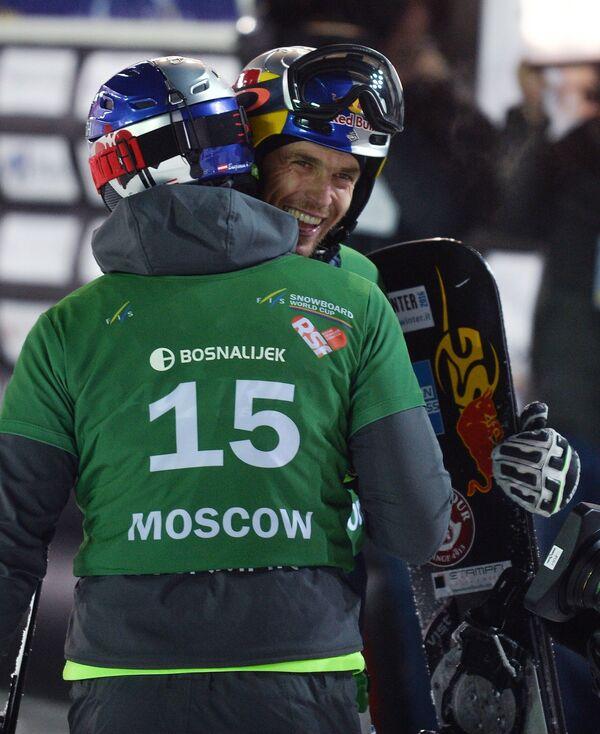 Роланд Фишналлер (справа)