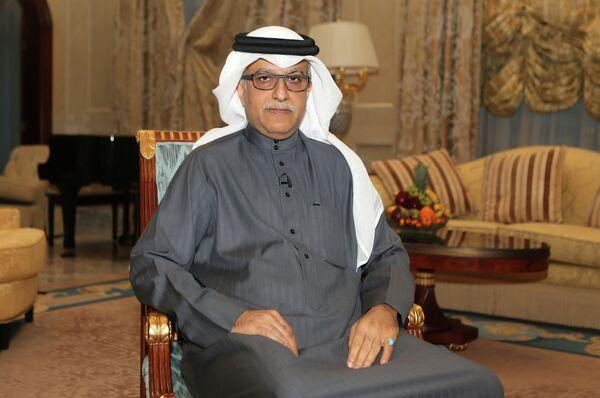 шейх Салман бин Ибрагим аль-Халифа