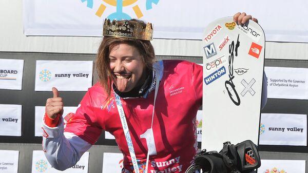 Ева Самкова (Чехия)