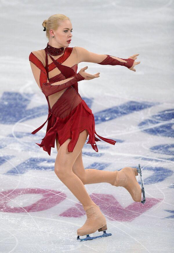 Анна Погорилая (Россия)