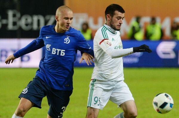 Себастьян Хольмен (слева)