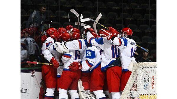 Юниорская сборная России по хоккею (игроки до 17 лет)