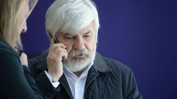 Вице-президент хоккейного клуба Металлург Геннадий Величкин