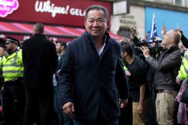 Владелец Лестера тайский миллиардер Вичай Шриваддханапрабха