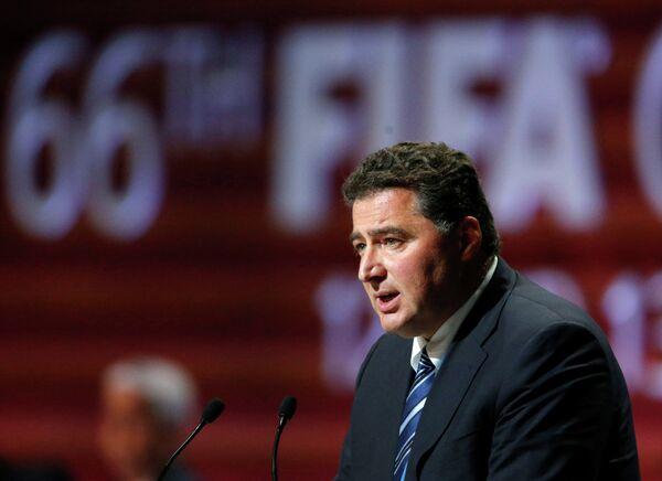 Председатель избирательной комиссии ФИФА Доменико Скала
