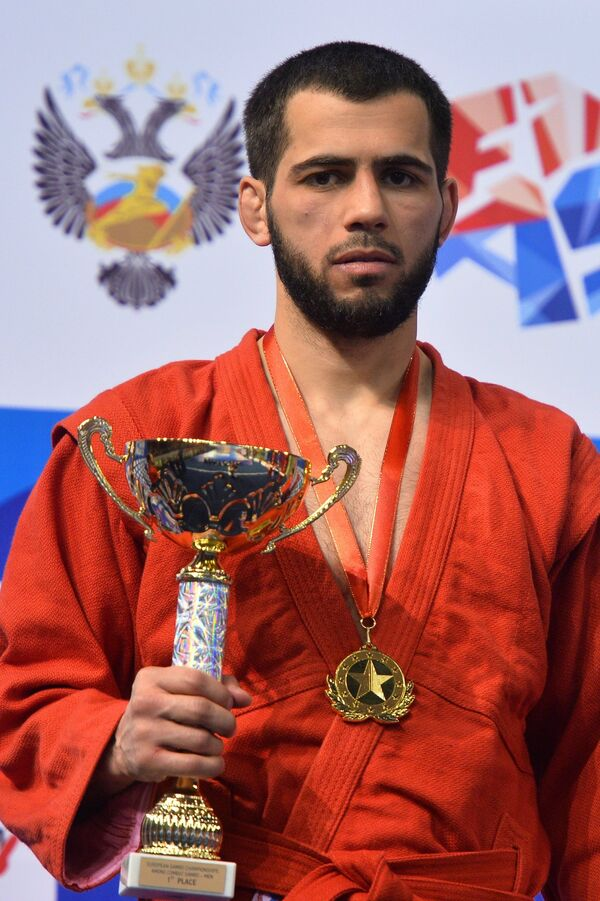 Руслан Гасанханов (Россия)