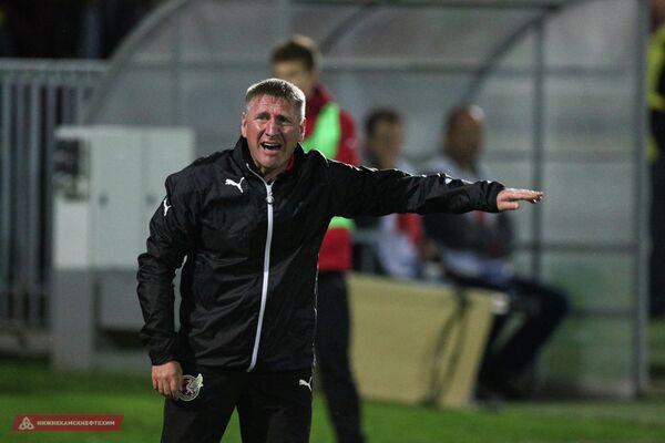 Старший тренер молодежки Рубина Андрей Ситчихин