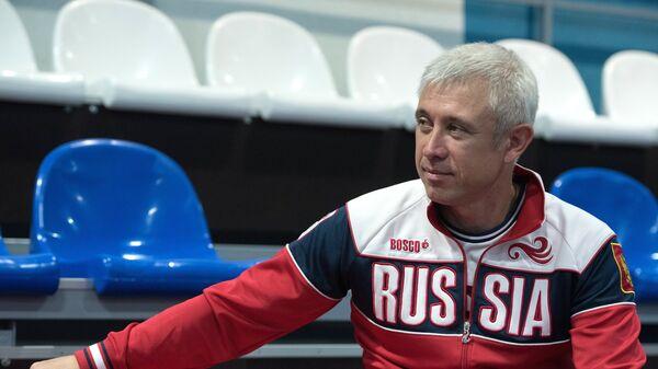 Главный тренер сборной России по тхэквондо Вадим Иванов