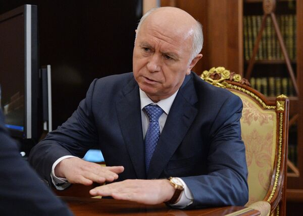 Николай Меркушкин