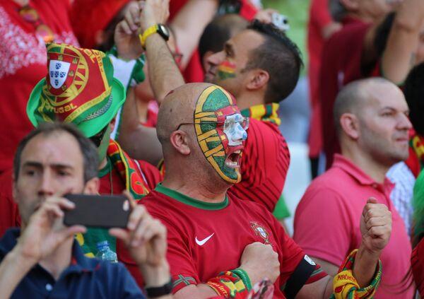 Португальский болельщик