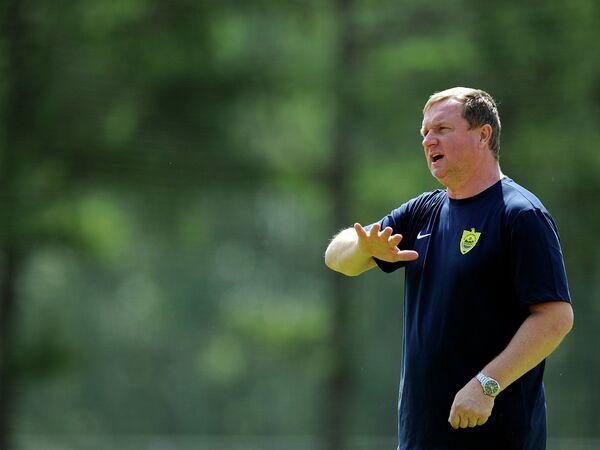 Чешский тренер Павел Врба