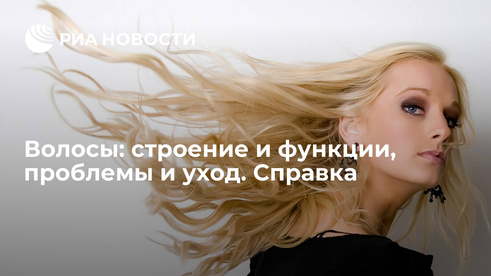 Реферат на тему волосы все о волосах 5124