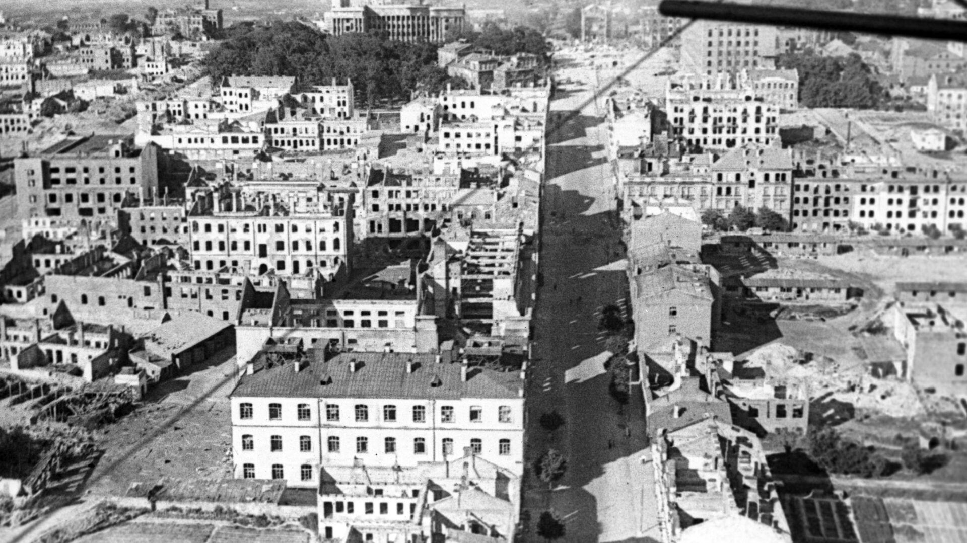 Великая Отечественная война - РИА Новости, 1920, 26.07.2021